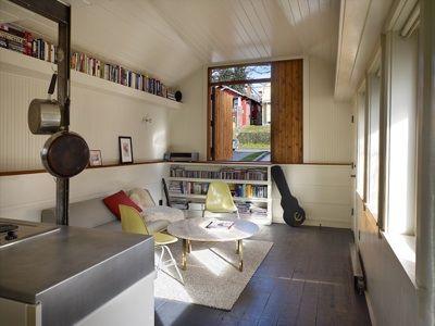 Garaje convertido en apartamento