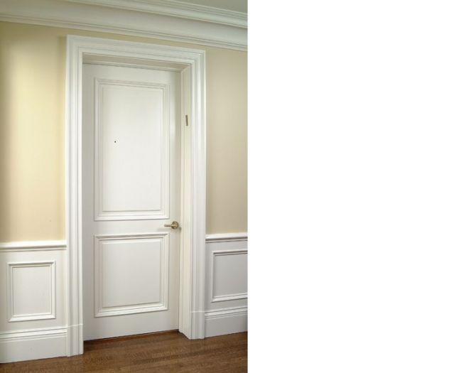 molduras alrededor de una puerta_Cita de renovación