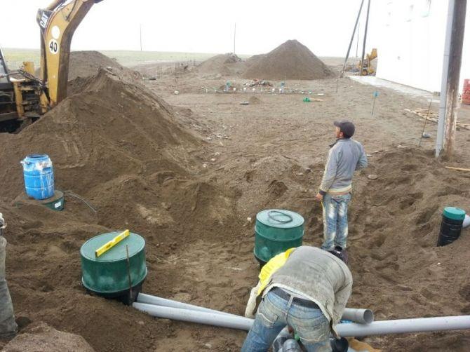 """Renovación_ Presentación """"Excavación para la instalación de un tanque séptico."""""""