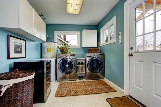 Rehacer división en lavandería