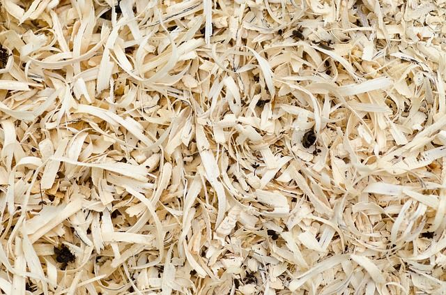 Aislamiento de fibra de madera