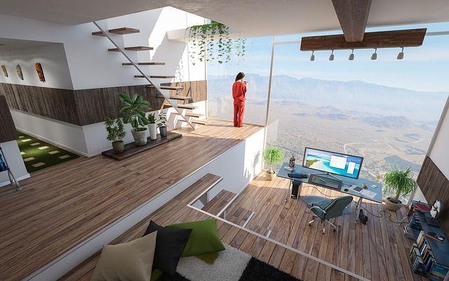 Ubicación de la casa ecológica