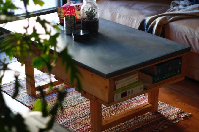 mesa de mostrador