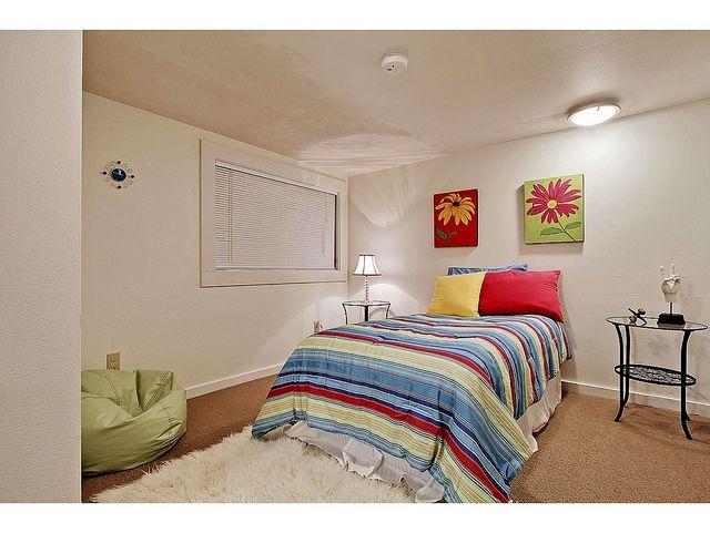 Dormitorio del sótano