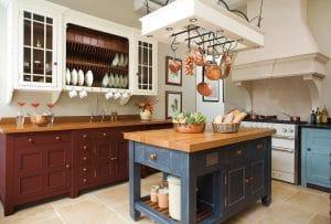 5 tipos de islas de cocina, ideas de decoración
