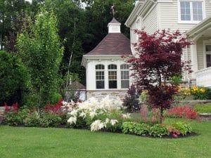 10 ejemplos de decoración exterior exitoso