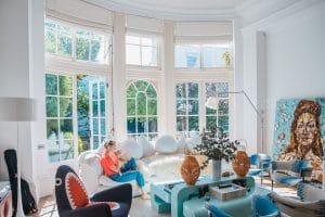 ¿Cómo organizar y diseñar tu salón?