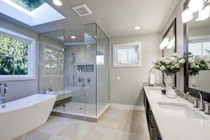 10 ideas de estilos de baños reformados