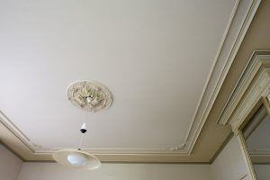 8 consejos para pintar un techo