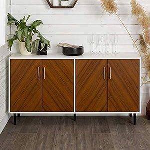 aparador moderno de madera
