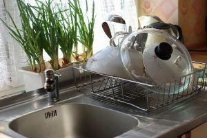 ¿Cómo cambiar el fregadero de la cocina?