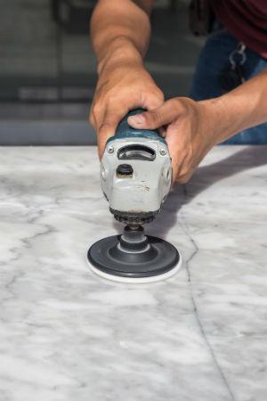 Cómo pulir el mármol