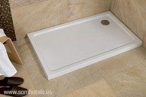 Plato de ducha 200 x 80