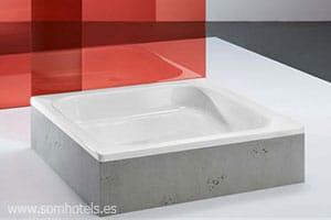 Plato de ducha 60 cm