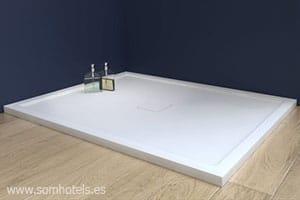 Plato de ducha 60 x 70