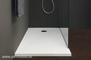 Plato de ducha 65 x 90