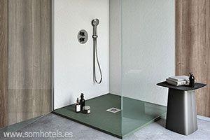 Plato de ducha essential