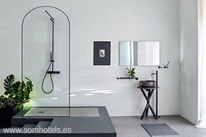 Plato de ducha sin escalón