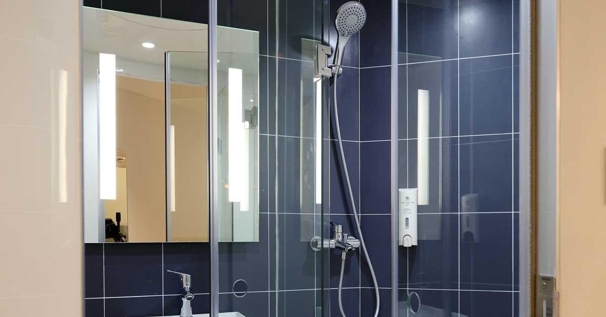 ¿Cómo elegir columna de ducha?