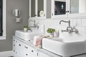 Cómo elegir un lavabo de baño